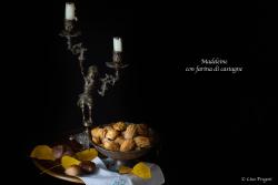 La ricetta delle madeleine con la farina di castagne