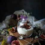come fare la mousse con yogurt su granola