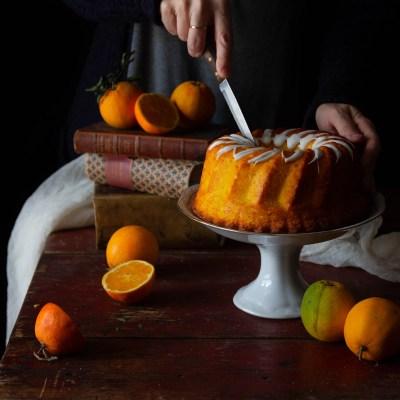 Chiffon cake all'arancia                                        5/5(1)