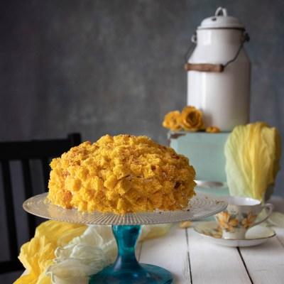 Torta mimosa, un dolce fiore per la festa della donna                                        5/5(1)