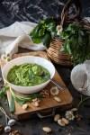 la ricetta del pesto con silene vulgaris