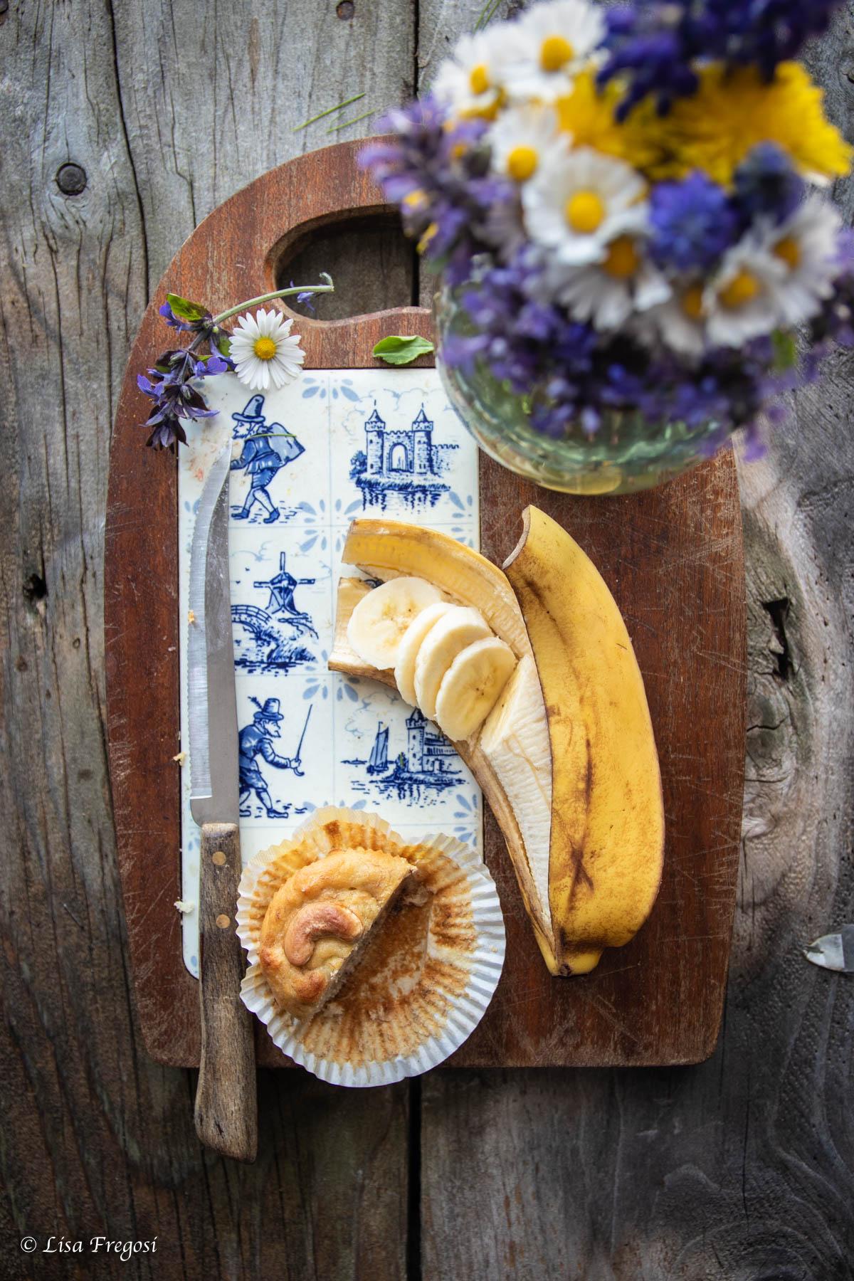 Ricette con banane mature