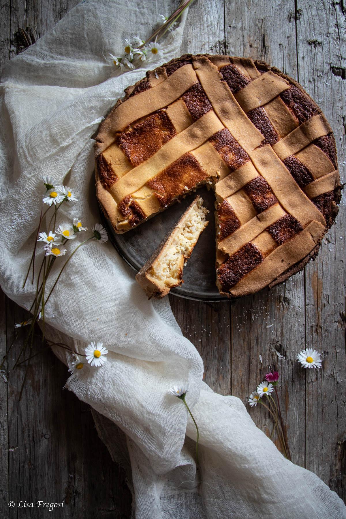pastiera napoletana ricetta con grano cotto già pronto