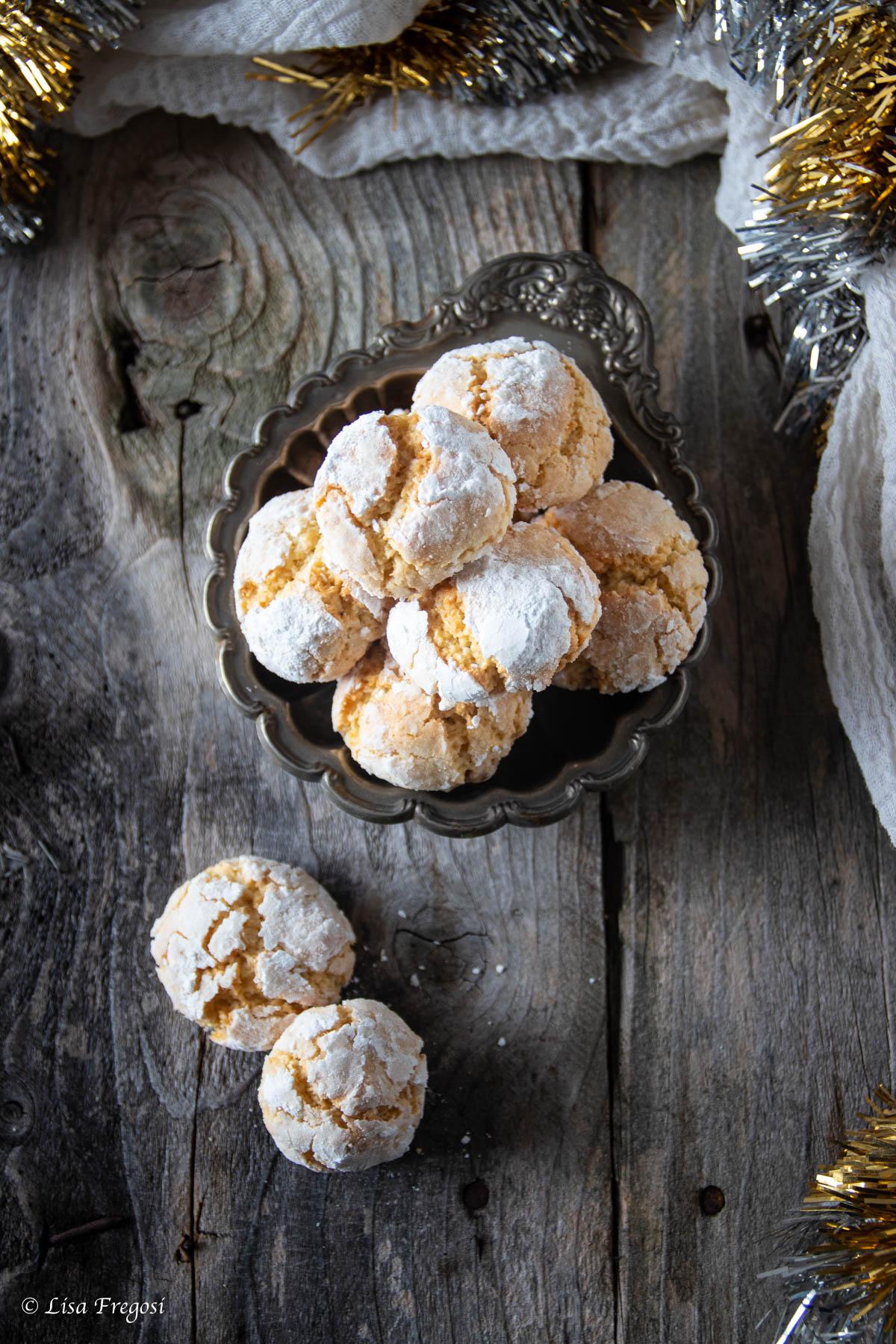 biscotti con cocco
