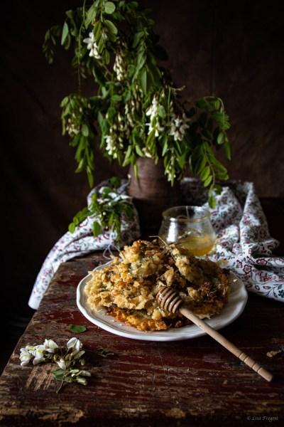 fiori acacia ricette