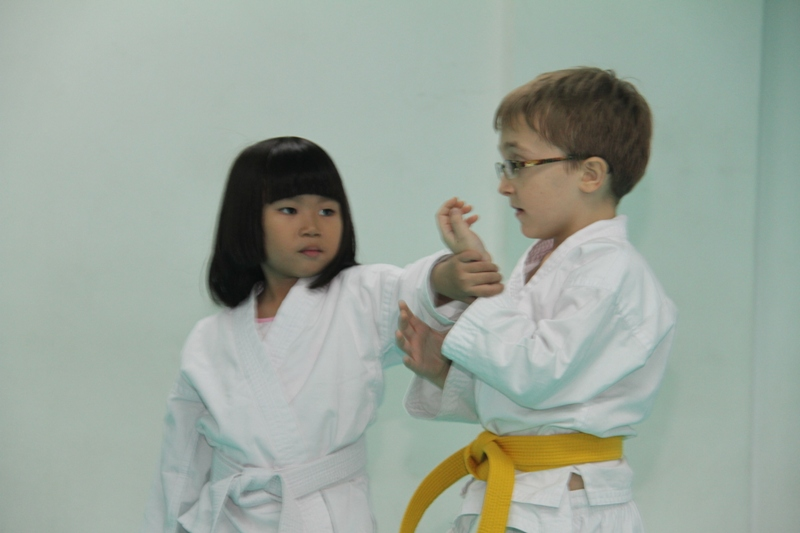 Aikido Kids Ikkyo