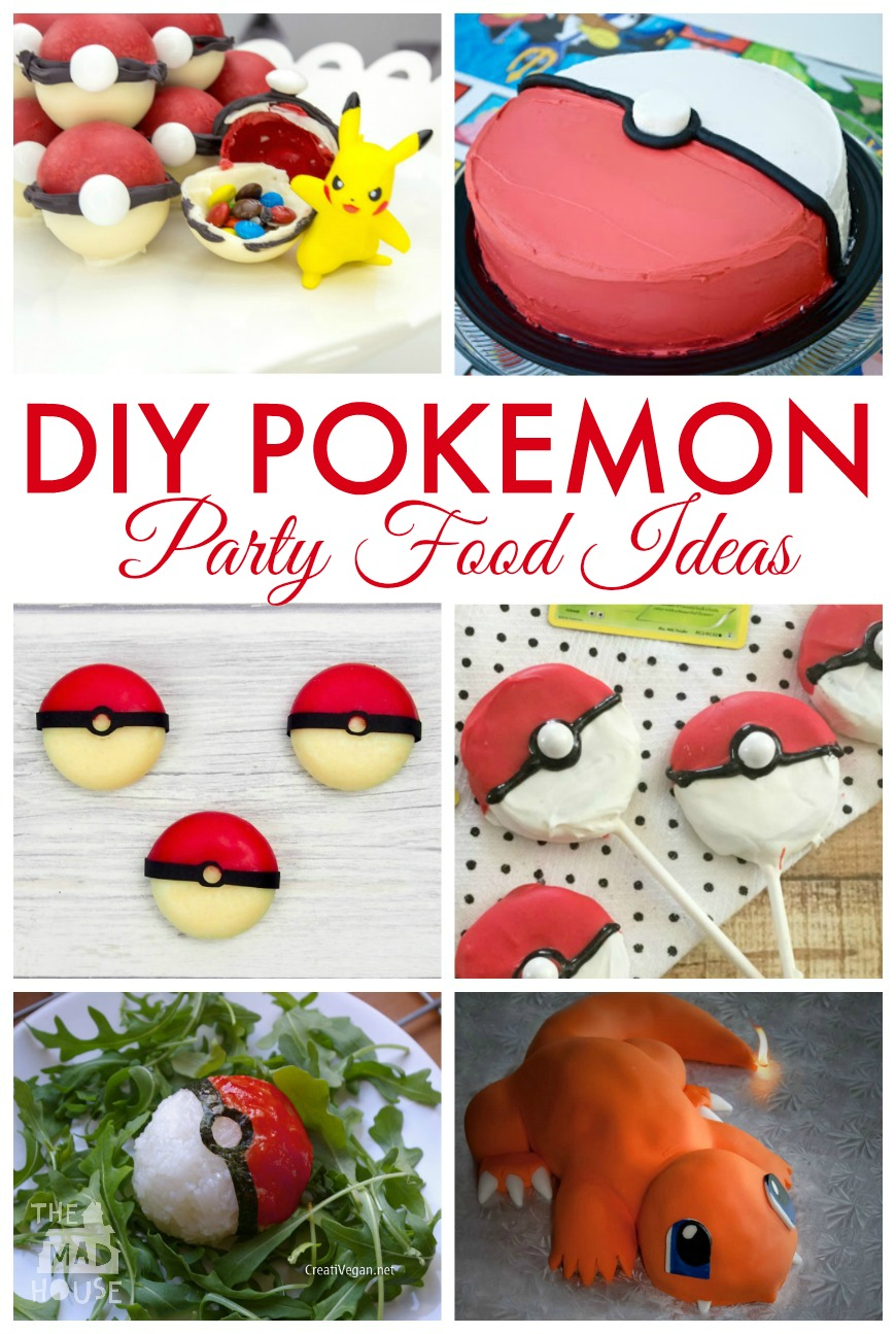 diy pokemon party ideas mum in the