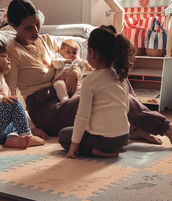 Tappetini LU Babymats