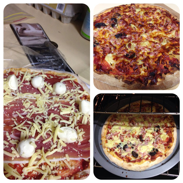 Woolworths Gold Pizzas