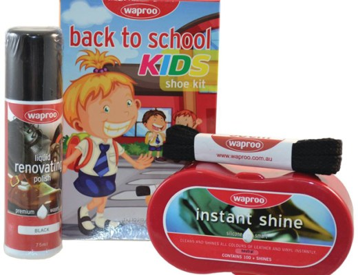 Mister Minit Back to School Kit