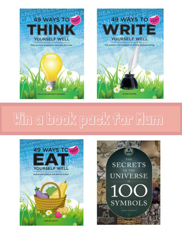 Win a book pack