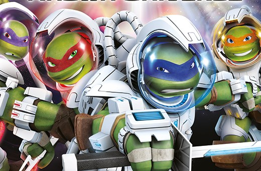 TMNT DVD Release