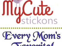 My cute Stickons - Every Mom's Favorite!