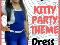 kitty party theme ideas