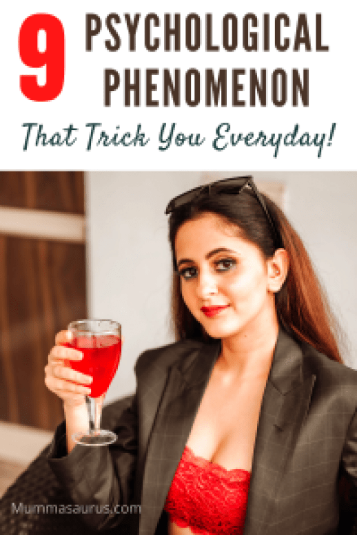 9 psychological phenomenon That Trick You Everyday!