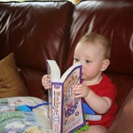 Tips on choosing books for Babies