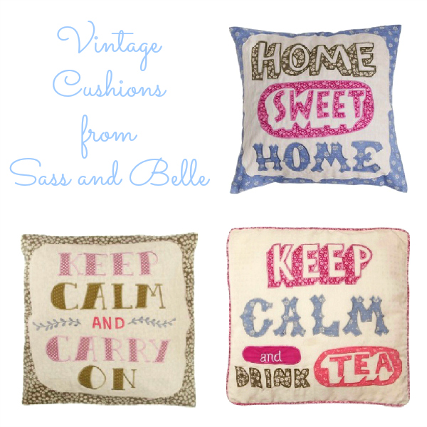 vintage cushions from sass and belle home sweet home cushion keep calm and carry on cushion keep calm and drink tea cushion