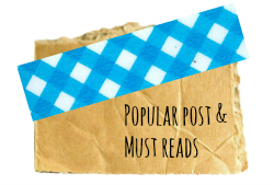 popular posts and must reads