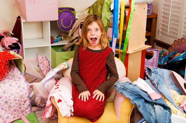 Five Ways to Get Your Kids to Keep Their Bedrooms Tidy