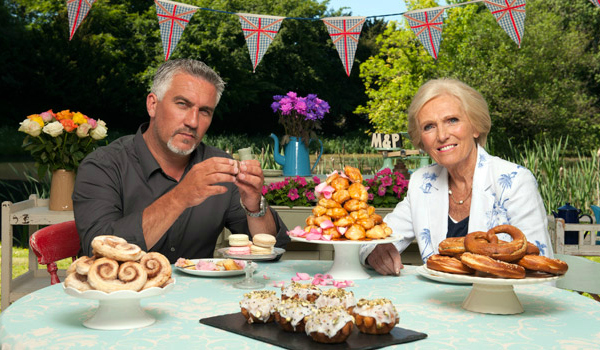 Great British Bake Off win a range cooker for perfect baking results