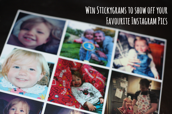 Giveaway: Win 3 sets of Stickygrams – open worldwide!