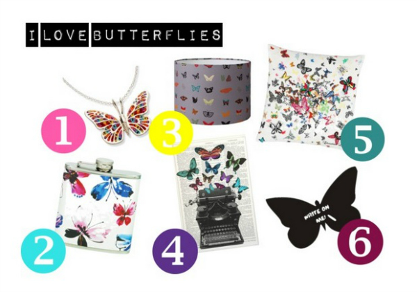 Wednesday Wishlist butterfly style
