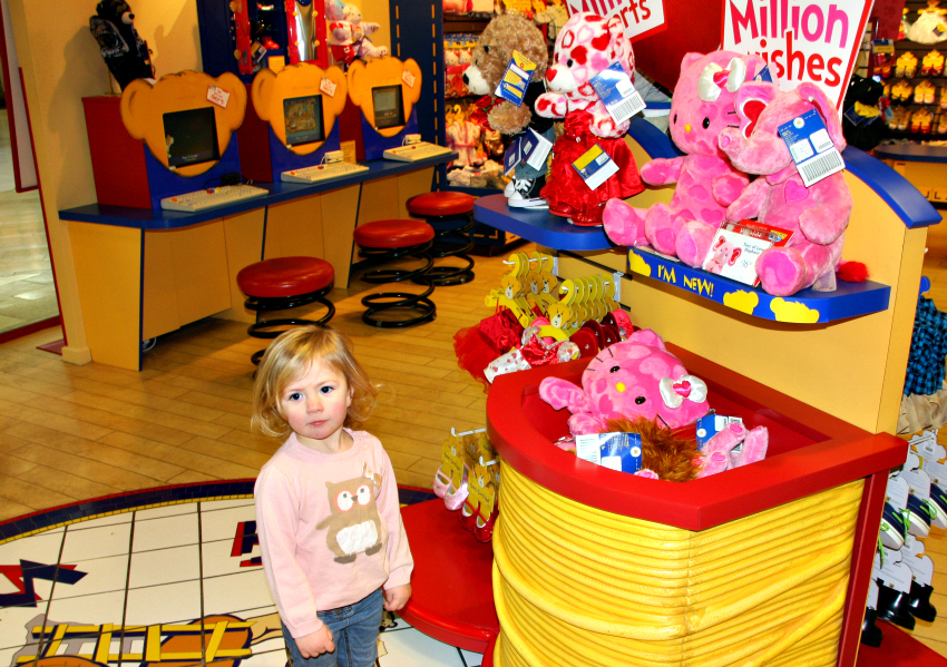 build a bear bristol galleries