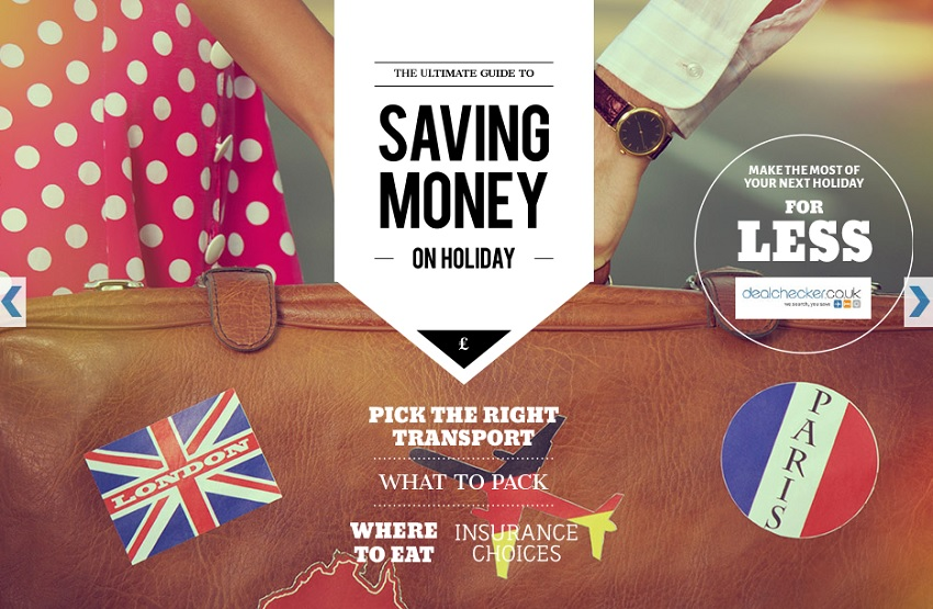 The Ultimate Guide to saving money on holiday, save money while traveling, money-saving for travellers