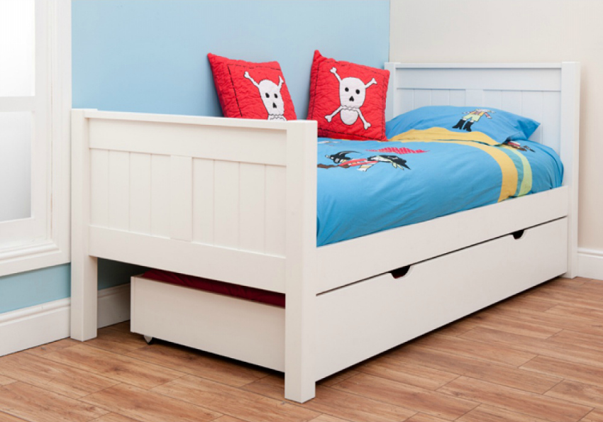 stompa single bed for kids