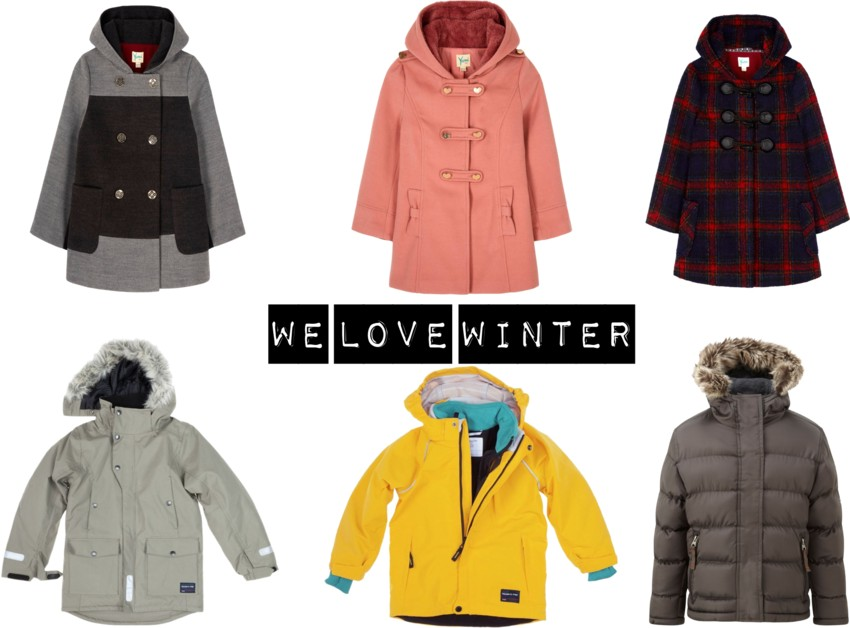 cute winter coats for kids