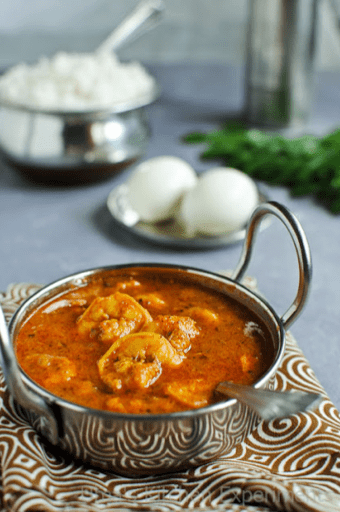 Takeaway recipe prawn Marsala curry