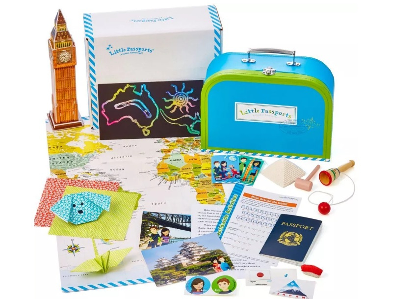 subscription box for kids little passports