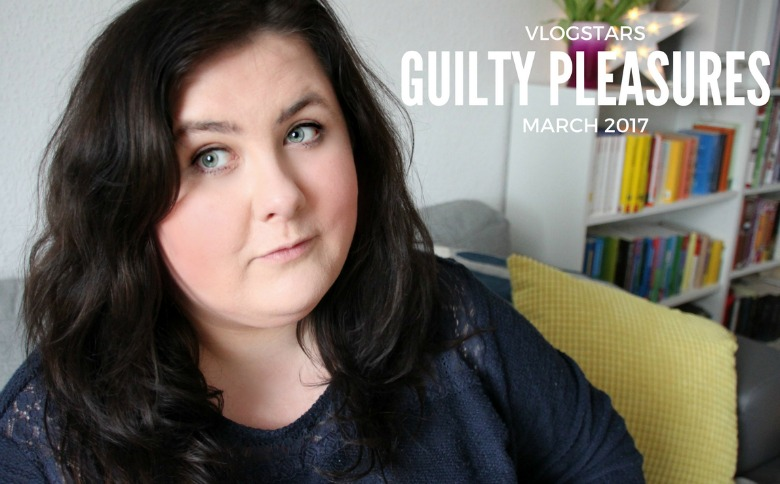Vlogstars March 2017 – My guilty pleasures or why I love books that make me cry