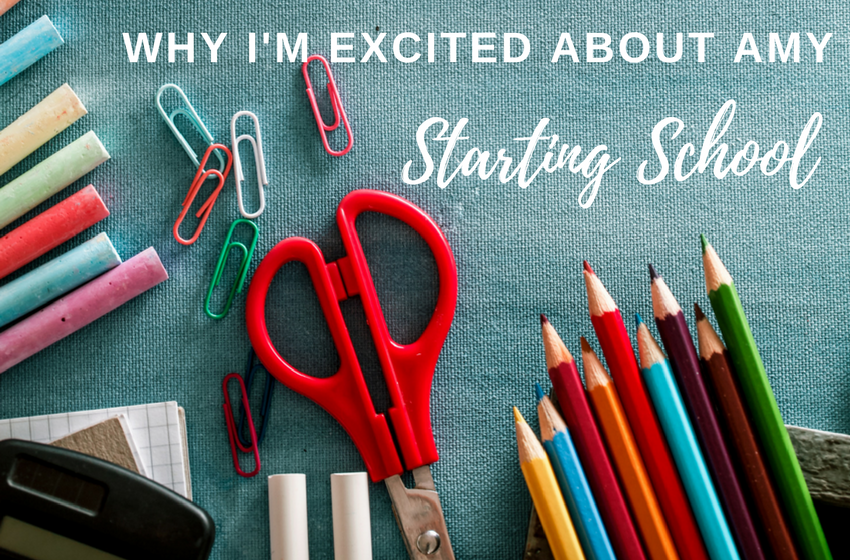 why I'm excited about Amy starting school, first day of school (3)
