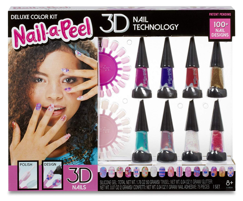 nail a peel deluxe kit competition