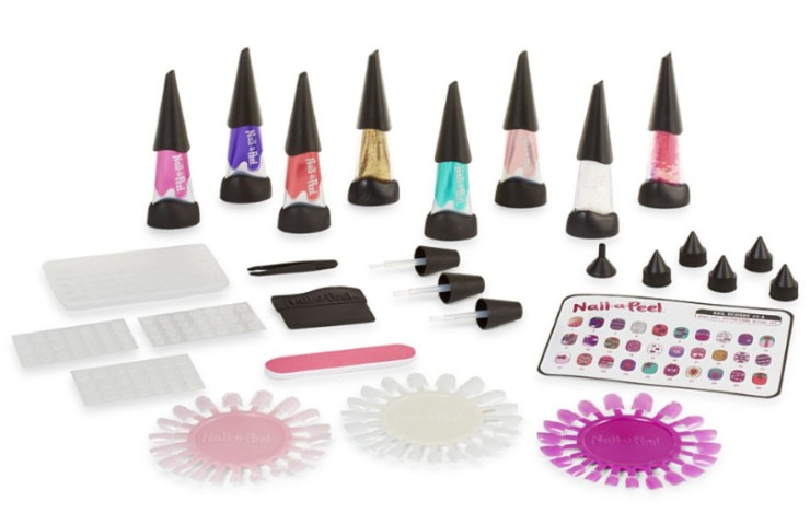 Win two Nail-a-Peel Deluxe Kits