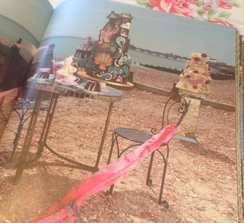 Brighton Cake Scene