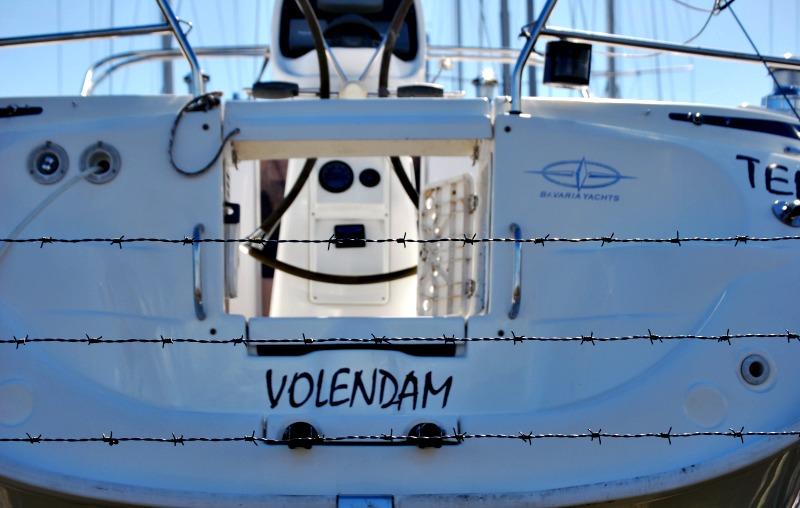 Volendam Boats