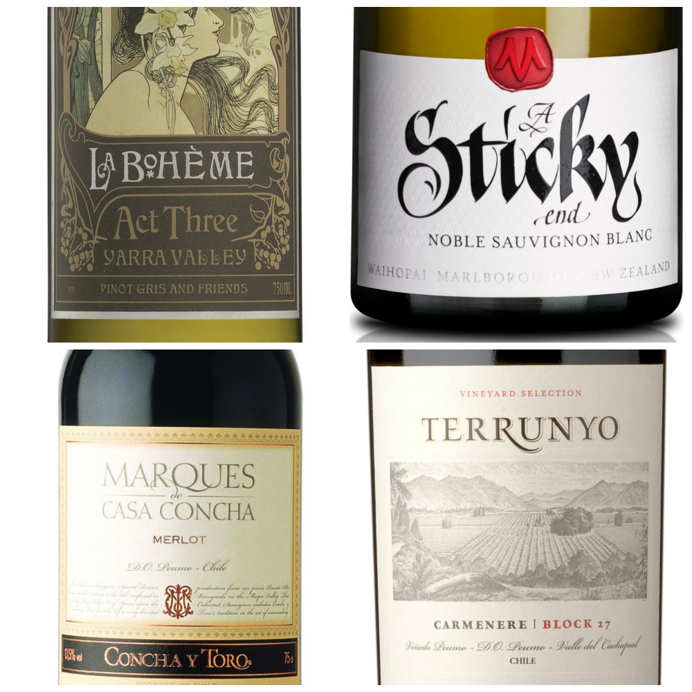 Birthday wine Guide