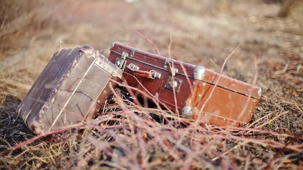 Ranty Friday -- Luggage