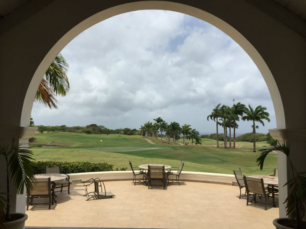 View of Royal Westmoreland Golf Course
