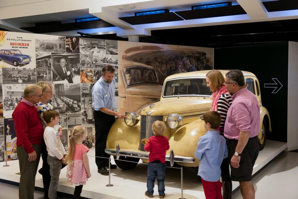 British Motor Museum Tour LR