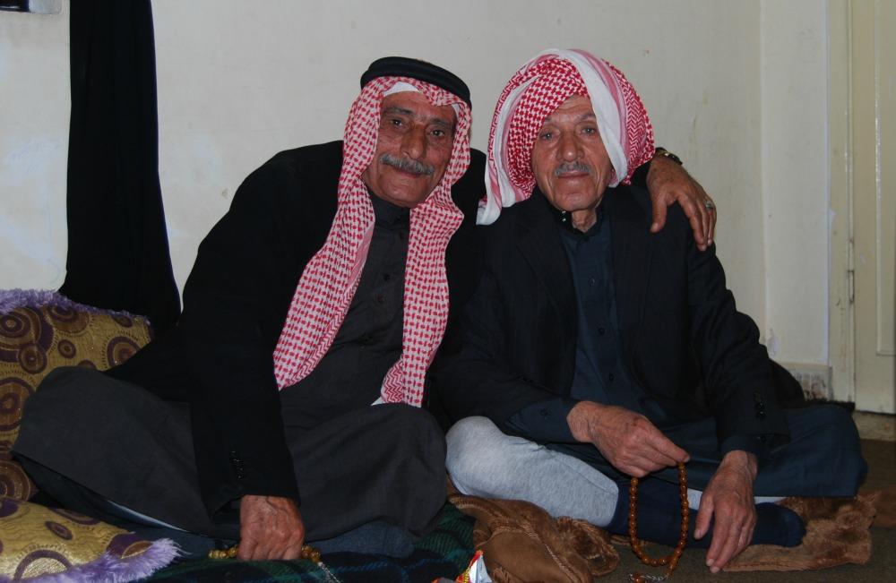 Syrian Friendships