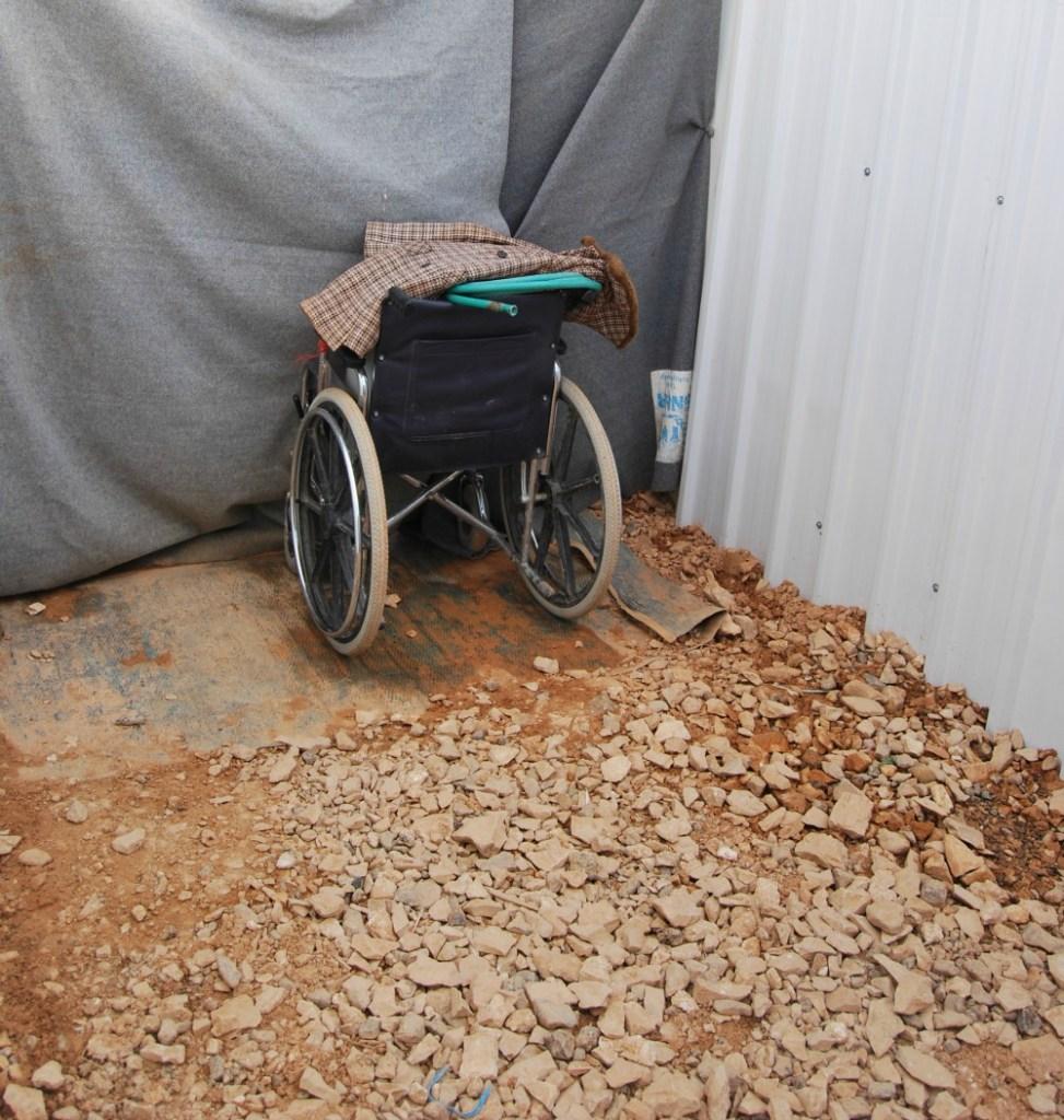 Azraq Wheelchair