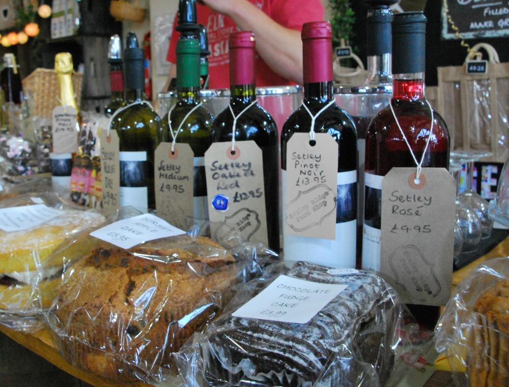 Setley Wine