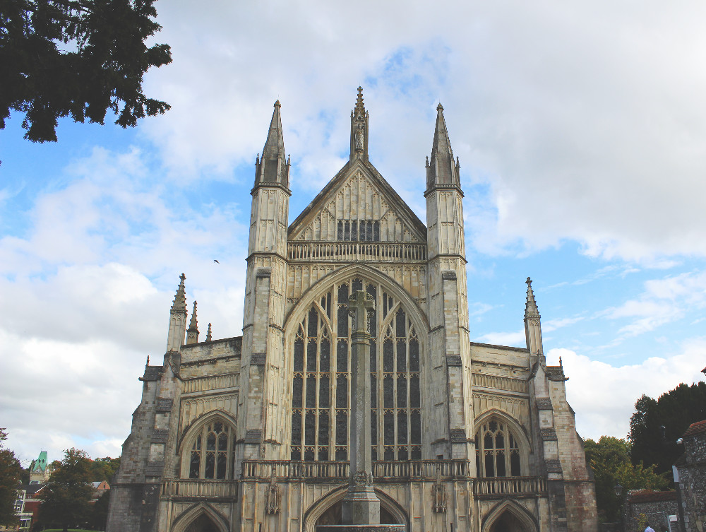 Winchester Cathedral Square