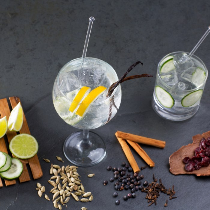 Win three bottles of Greenall's gin