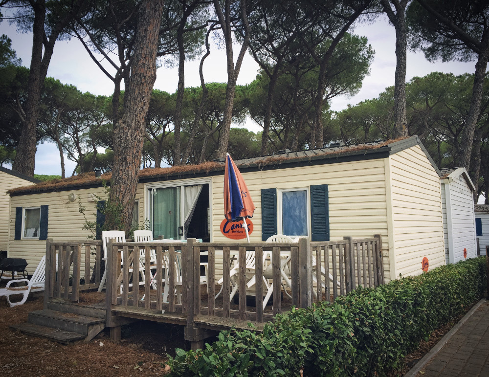 Camping Fabulous Chalet