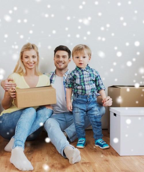 Top tips for moving house with a family