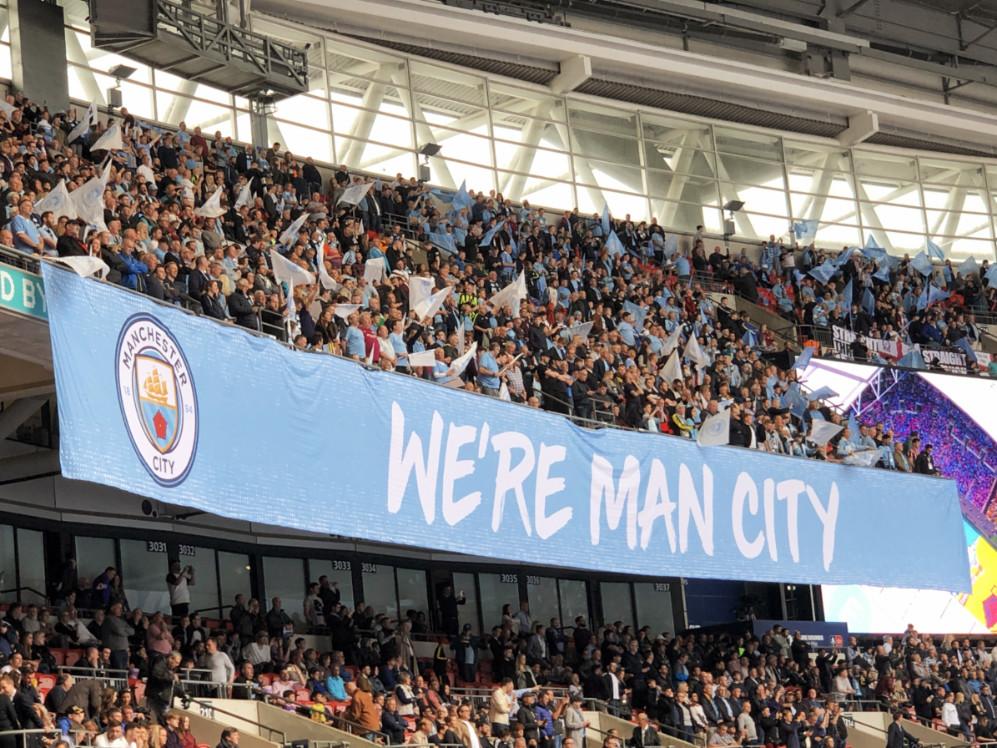 FA Cup Final Man City